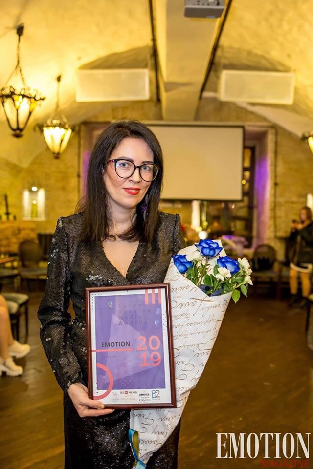 Премія Lucky Ukraine Media Awards: нагородження кращих партнерських медіа
