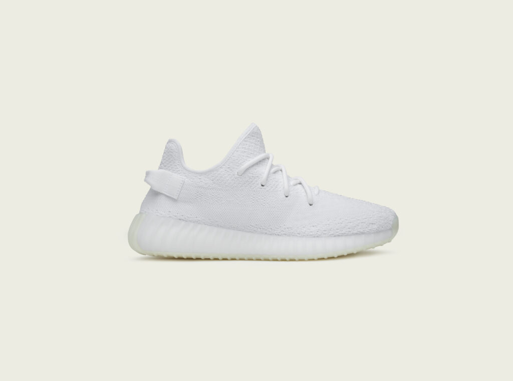 adidas + KANYE WEST представляють YEEZY BOOST 350 V2 TRIPLE WHITE