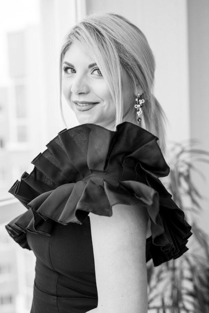 Вікторія Давиденко: Я хочу змінити світ на краще!