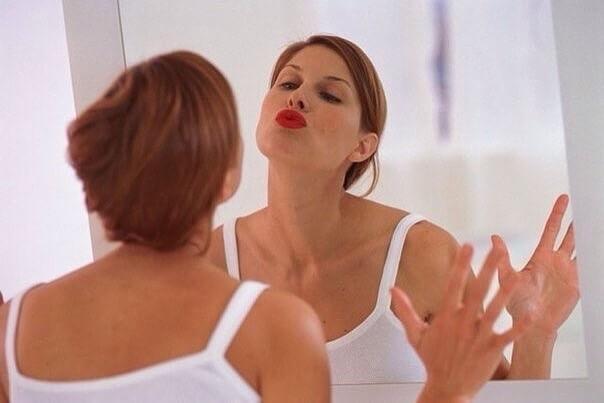 Потренуйся перед дзеркалом