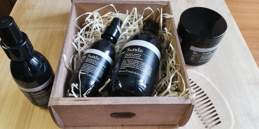 ТМ Sendo - робочі формули, що несуть здоров'я і красу для Вашого волосся!