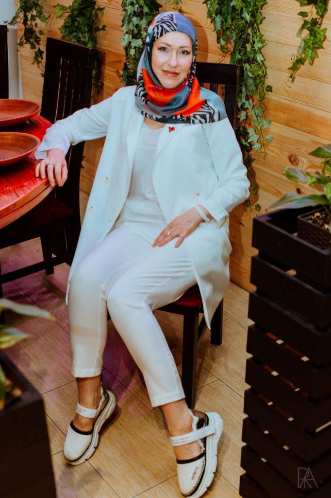 Підприємець, блогер Ірина Шевченко: Дуже важливо емоційно горіти своєю справою, бути на емоційному підйомі