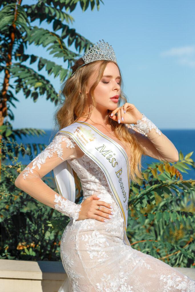 Поліна Пєлєвіна переможниця Miss Beauty Summer 2020: Участь в конкурсі - моє випробування на міцність характеру