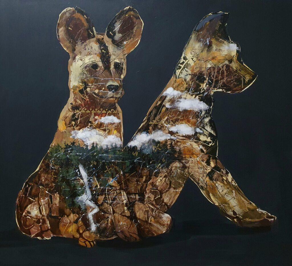 Арт-галерея «Мануфактура» презентує виставку живопису Вікторії Адкозалової «Наодинці»