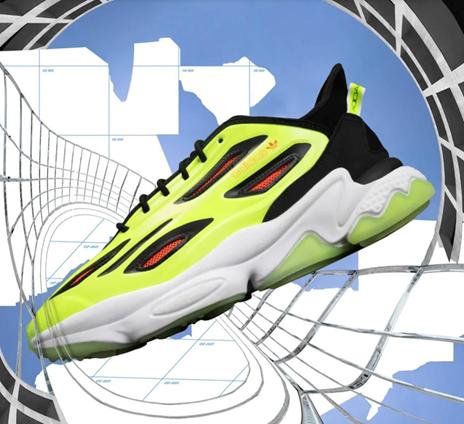 adidas Originals представляє OZWEEGO CELOX