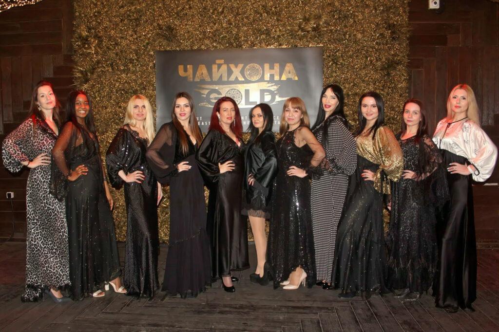 У Чайхона Gold відбувся показ бренду HNA DRESS