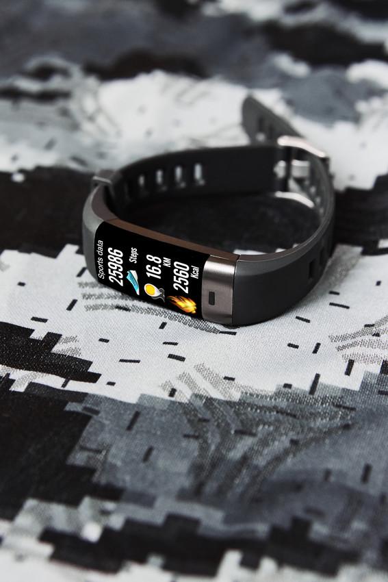 Canyon випускає кардіо-фітнес-браслет з віртуальним тренером Smart Coach SB-75