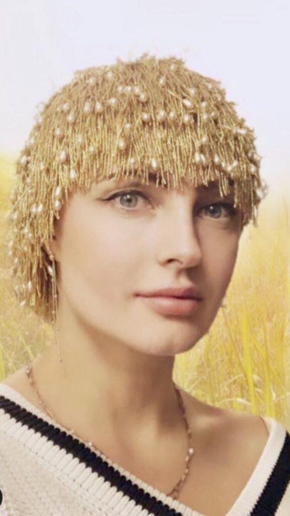 Irina Bailey демонструє своє бачення ЖіНКИ у масштабах ВСЕСВІТУ
