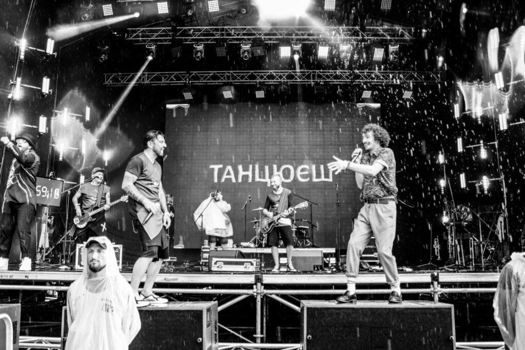 Літні дощові танці від KOZAK SYSTEM та ІЛЛІ LETAY