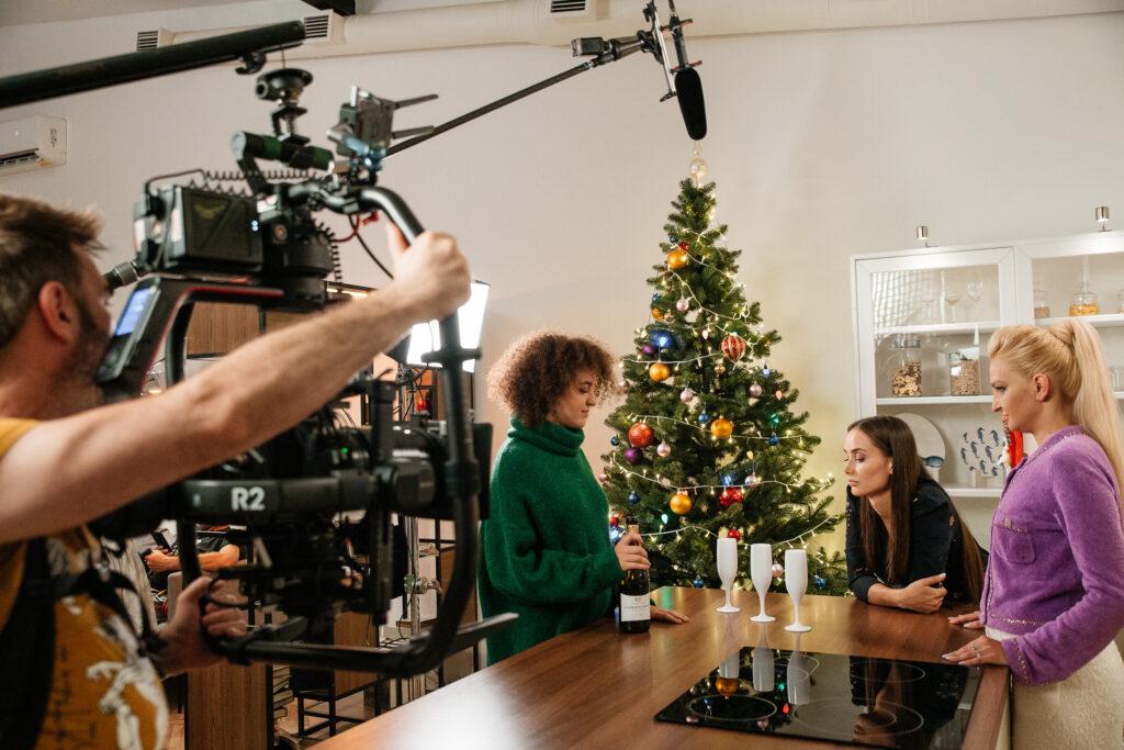 Софія Яремова стала одною з героїнь фільму «Як зустріти Новий рік… І не стати Сантою»