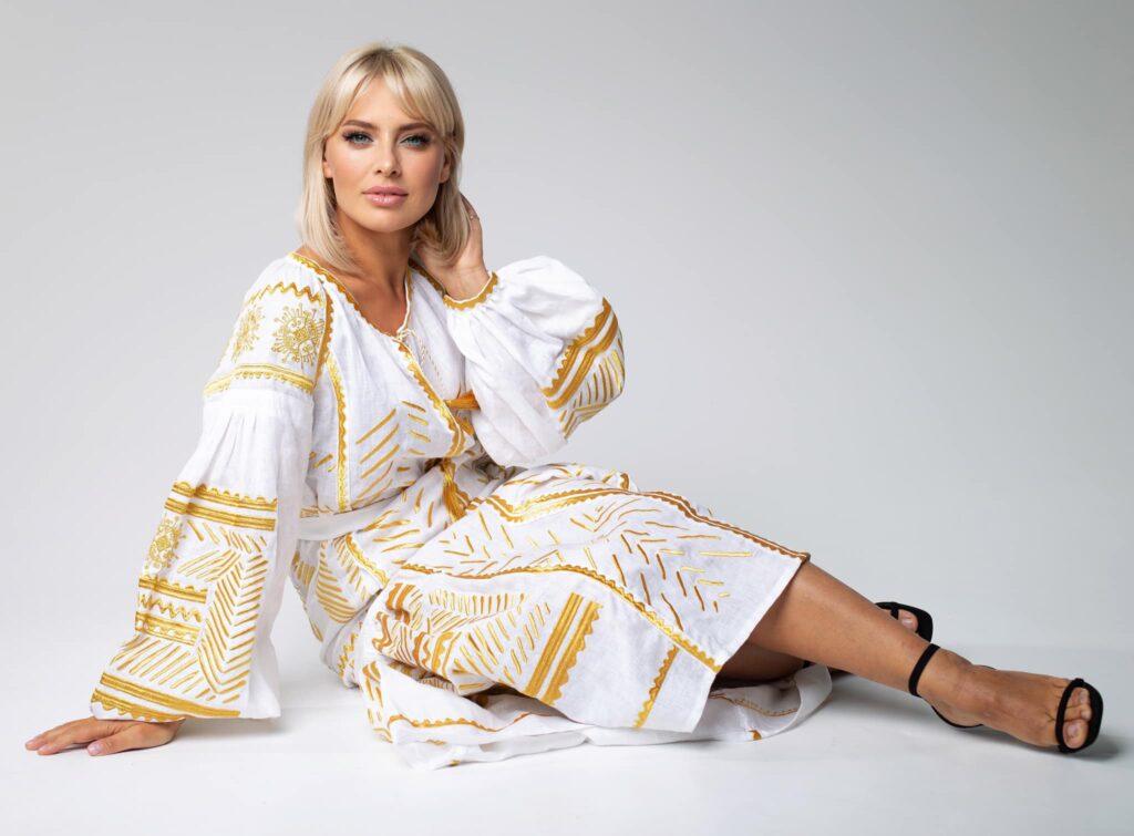 """14 листопада у столиці відбудеться церемонія нагородження переможців Всеукраїнської премії """"Краща вишиванка країни 2021"""""""